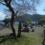 芦ノ湖 / 芦ノ湖キャンプ村