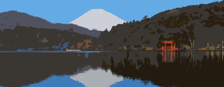 芦ノ湖 バス釣り ポイントマップ メインイメージ